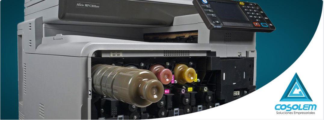 Consejos para ahorrar tinta del toner de la fotocopiadora multifunción RICOH