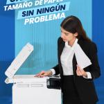 Ricoh – cómo cambiar el tamaño del papel en las bandejas de tu copiadora