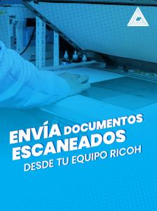 Impresora multifunción – Envía archivos escaneados por e-mail